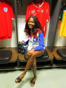 Durban soccer stadium 2014