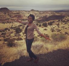 oregon high desert 2016