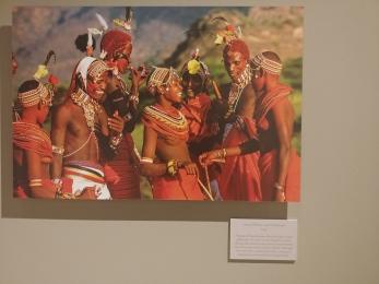 Aarial Warriors and Girlfriends Kenya Bowers museum