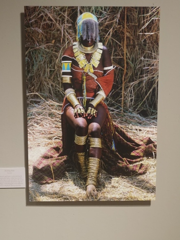 Barabaig Bride Tanzania Bowers museum